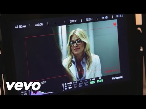 Kelly Clarkson – Behind the Scenes of People Like Us