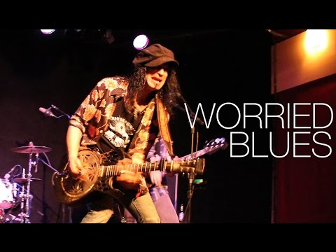 Two Tone Sessions - Eric Sardinas - Worried Blues
