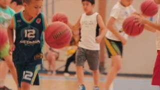 Детский баскетбольный лагерь 2017— Старт