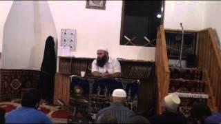 A mundet që imami namazin e vitrit ta falë për xhematin e për vehte më vonë - Hoxhë Bekir Halimi