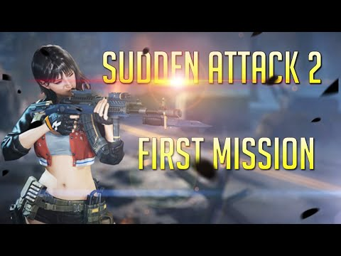 Sudden Attack 2 - First Mission Gameplay [low Graphic - No Change]
