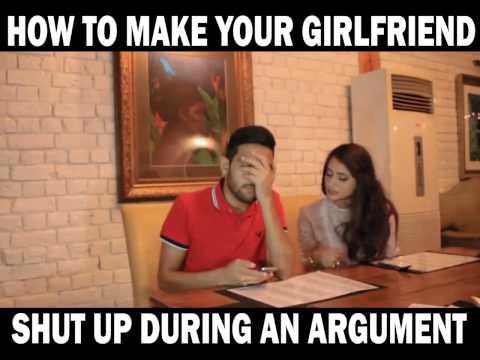 Πως να κάνετε την κοπέλα σας να σταματήσει