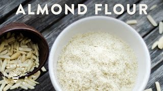 How to Make Almond Flour - Honeysuckle Catering