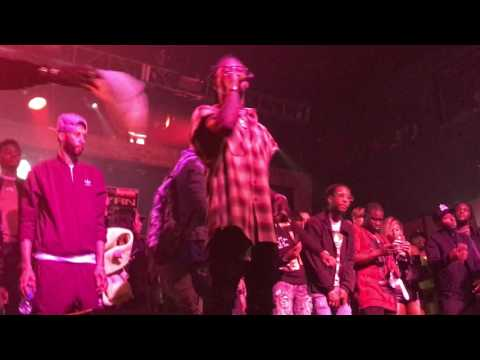 Migos - Can't Go Out Sad (Live at Revolution Live in Fort Lauderdale on 1/14/2017