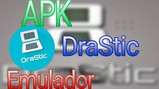 DraStic V.2.2.1 Peso: 10.03MB Descarga: https://mega.nz/#!h51l2Bia!6_ejMOWdgu-mGo5RlhVPxNmWCIXC9yWWCPw0v_kMMdo