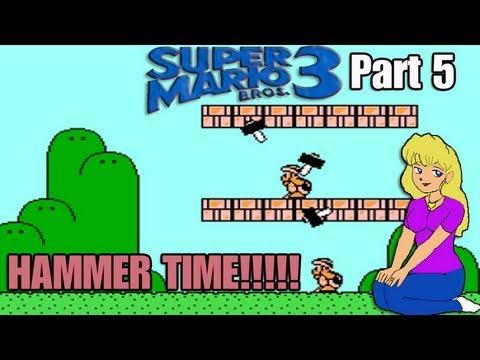 preview-Kwife Plays: Super Mario Bros 3 part 5! (Kwings)