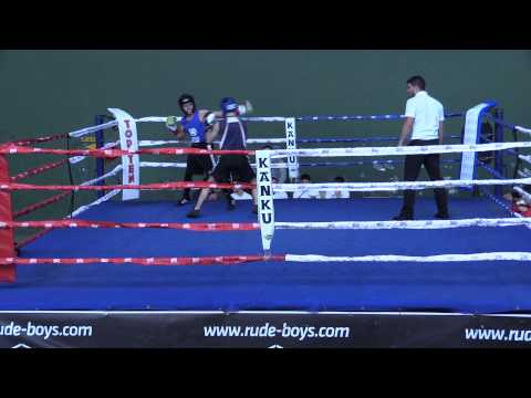 Invictus Boxeo Combate 3 (asalto 3)