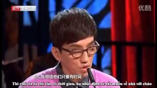 [Vietsub] Tiếng hát và câu chuyện của cậu bé 10 tuổi khiến cả khán phòng rơi nước mắt