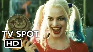 Suicide Squad TV Spot #3 Bad Guys (2016) Jared Leto, Margot Robbie Action Movie HD by Zero Media