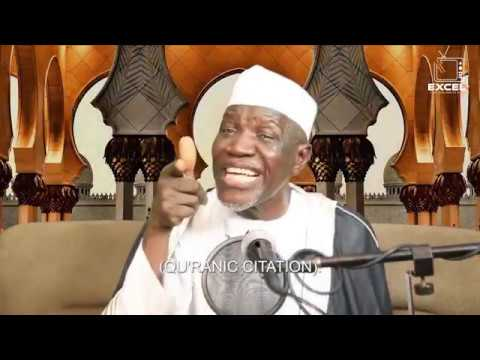 NKAN MEJO   2019 Sheikh Muyideen Ajani Bello lecture Pinpoint things Prophet Daud request from Allah
