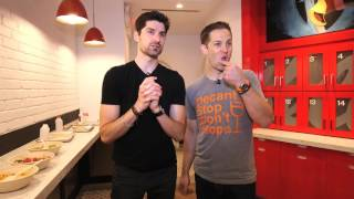 Ben Aaron Visits A Cereal Cafe...All They Serve Is Cereal
