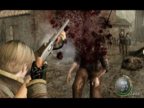 Vidéotest Resident Evil 4 ( Gamecube )