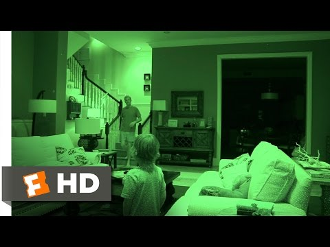 Paranormal Activity 4 (3/10) Movie CLIP - Ghost Child (2012) HD