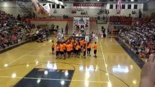 Moline (IL) United States  city photos gallery : United Township High School. East Moline, IL HC Assembly Soccer skit 2014