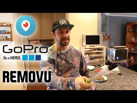 Best GoPro Periscope Setup