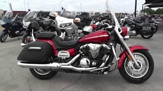 7. 008074 - 2009 Yamaha V Star 1300 Tourer   XVS1300CT - Used motorcycles for sale