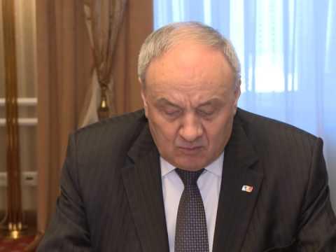 Президент Николае Тимофти принял делегации ЕБРР и ЕИБ