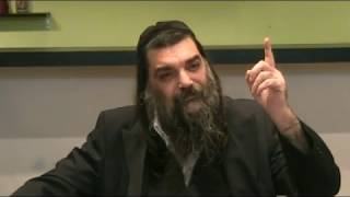 הרב עופר שלמה גיסין – פרשת וישלח – להיות איש ישראלי