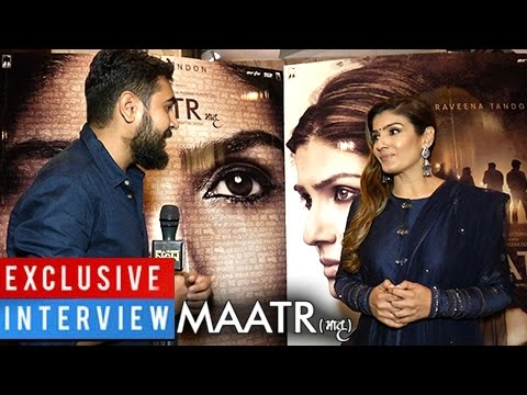 RAVEENA TANDON Speaks On Being A Mother And Doing