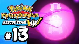 REAL CHALLENGE BEGINS....   Pokemon Mystery Dungeon DX (Episode 13) by Tyranitar Tube