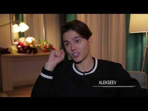 Итоги недели. Евровидение 2018. ALEKSEEV / Diary of Eurovision 2018 (08.04.2018) (видео)