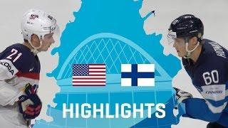 США - Финляндия 0-2