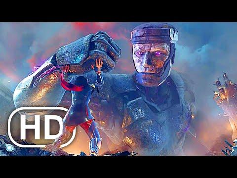 Marvel's Avengers Ending Final Boss Fight MODOK