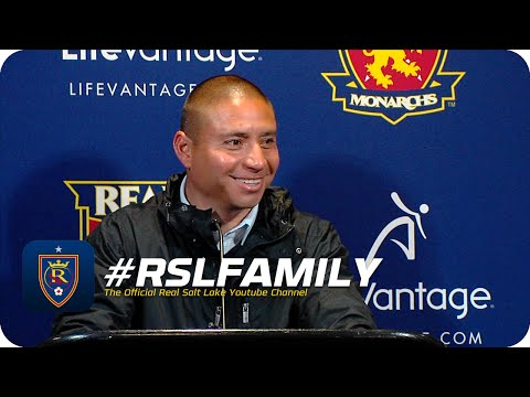 Video: Real Monarchs vs LA Galaxy II, Postgame Press Conference with Freddy Juarez