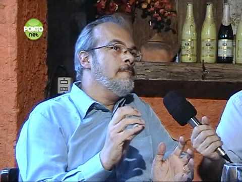 Entrevista com o Dr. Jorge Telles, Diretor da AMRIGS - Associação Médica do Rio Grande do Sul, e o também médico e jornalista Dr. Carlos Matzenbacher.