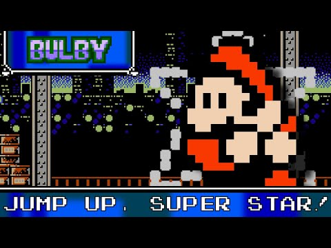 Jump Up, Super Star! 8 Bit Remix - Super Mario Odyssey