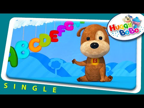 ABC Song | Nursery Rhymes | By HuggyBoBo