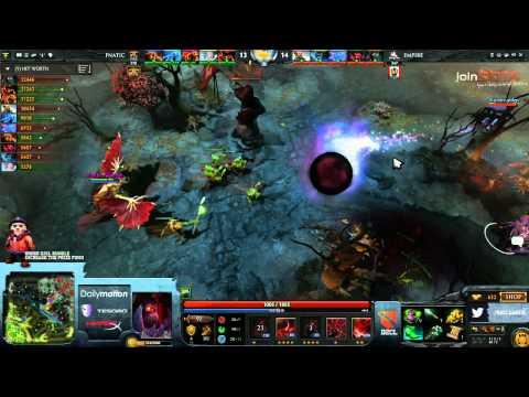 Empire vs Fnatic - Dota 2 Champions League - G2