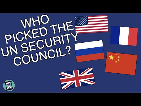 Who Picked the UN Security Council? (Short Animated Documentary)
