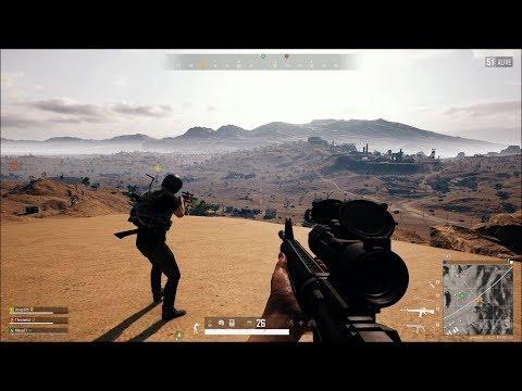 PlayerUnknown's Battlegrounds 2020 (PUBG) Gameplay (PC HD) [1080p60FPS]
