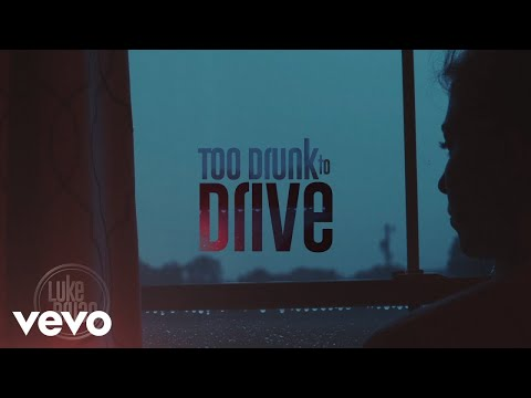 Luke Bryan - Too Drunk To Drive (Official Audio Video)