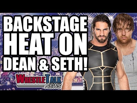 WWE Vs GFW! Backstage HEAT On Seth Rollins & Dean Ambrose! | WrestleTalk News July 2017