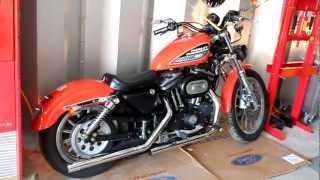 8. Harley Sportster 883R Custom.