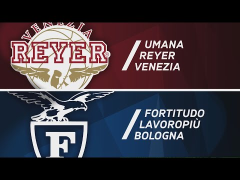 Serie A 2020-21 highlights: <br>Reyer Venezia-Fortitudo Bologna