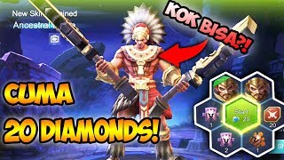 Video TRICK DAPETIN SKIN LAPU-LAPU DI LUCKY SPIN - MOBILE LEGENDS INDONESIA #3 MP3, 3GP, MP4, WEBM, AVI, FLV Oktober 2017