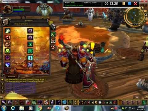 CausticWoW (Private Server WoW)