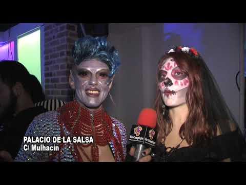 PALACIO DE LA SALSA HALLOWEEN 2018