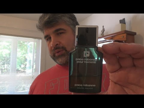 Paco Rabanne Pour Homme (1973) fragrance review