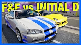 Nonton Forza Horizon 3 Online : Fast And Furious vs Initial D!!! Film Subtitle Indonesia Streaming Movie Download