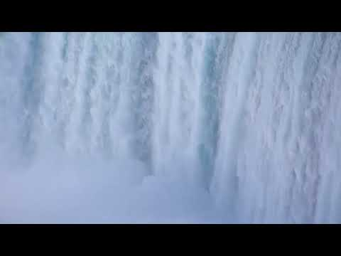 Download LARGE WATERFALL | 10 HOURS | Niagara, Relaxing Sounds, Natural White Noise HD Mp4 3GP Video and MP3