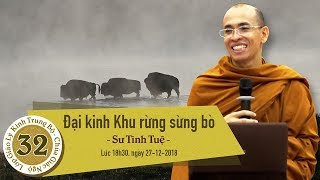 DAI KINH KHU RUNG SUNG BO   SU TINH TUE