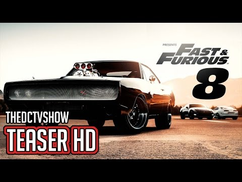 Fast And Furious 8 Teaser Trailer | 2017