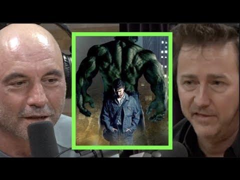 Edward Norton Reflects on The Incredible Hulk | Joe Rogan