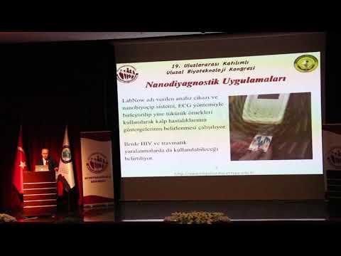 Prof. Dr. Emir Baki DENKBAŞ - 2. Ulusal Biyoteknoloji Öğrenci Zirvesi