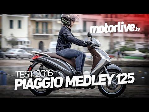 PIAGGIO MEDLEY 125 FINITION SE