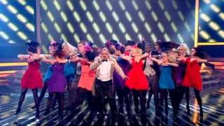Wagner sings I'm Still Standing/Circle Of Life - The X Factor Live show 6 (Full Version)